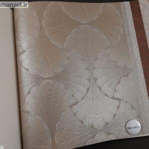 کاغذ دیواری طرح اشکال هندسی کد 1801603