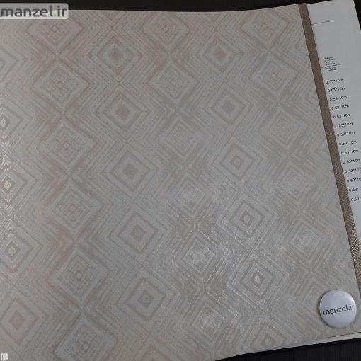 کاغذ دیواری طرح اشکال هندسی کد 1801203