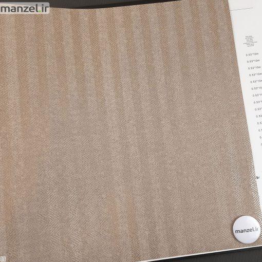کاغذ دیواری طرح راه راه کد 1801904