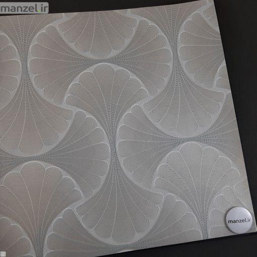 کاغذ دیواری طرح اشکال هندسی کد 1801604