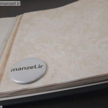 کاغذ دیواری طرح داماسک کد 1902211