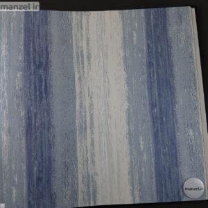کاغذ دیواری طرح راه راه کد 1802304