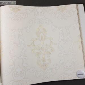 کاغذ دیواری طرح داماسک کد ۱۸۰۲۹۳۱