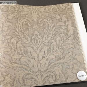 کاغذ دیواری طرح داماسک کد ۱۸۰۲۵۰۴