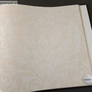 کاغذ دیواری طرح داماسک کد ۱۸۰۲۵۰۲