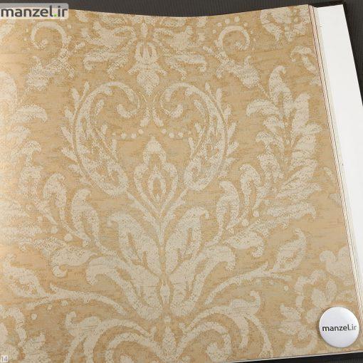 کاغذ دیواری طرح داماسک کد 1802505