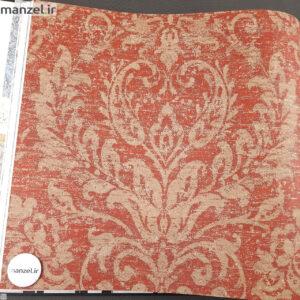 کاغذ دیواری طرح داماسک کد 1802506