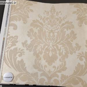 کاغذ دیواری طرح داماسک کد 1802704