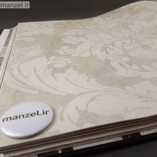 کاغذ دیواری طرح داماسک کد 1802702