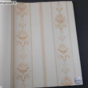 کاغذ دیواری طرح داماسک کد ۱۸۰۵۱۲۲