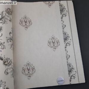 کاغذ دیواری طرح داماسک کد ۱۸۰۵۱۱۴