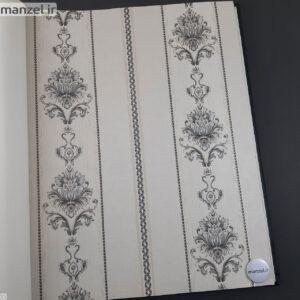 کاغذ دیواری طرح داماسک کد ۱۸۰۵۱۲۴