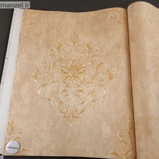 کاغذ دیواری طرح داماسک کد 1805214