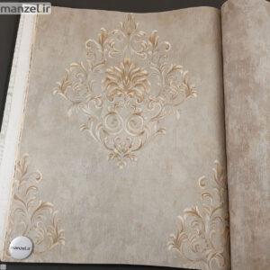 کاغذ دیواری طرح داماسک کد 1805213