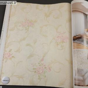 کاغذ دیواری طرح گل کد ۱۸۰۵۳۱۱
