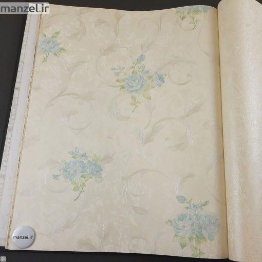 کاغذ دیواری طرح گل کد 1805314