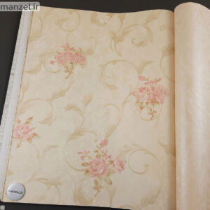 کاغذ دیواری طرح گل کد ۱۸۰۵۳۱۵