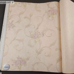 کاغذ دیواری طرح گل کد 1805312