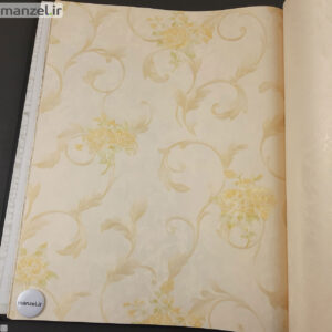 کاغذ دیواری طرح گل کد 1805313