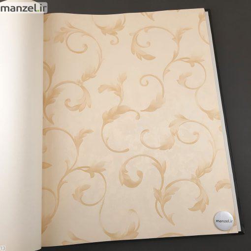 کاغذ دیواری طرح گل کد 1805323