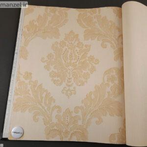 کاغذ دیواری طرح داماسک کد 1805405