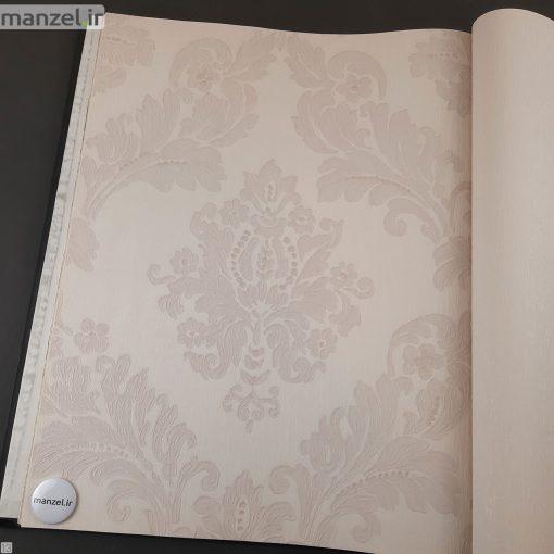 کاغذ دیواری طرح داماسک کد 1805401