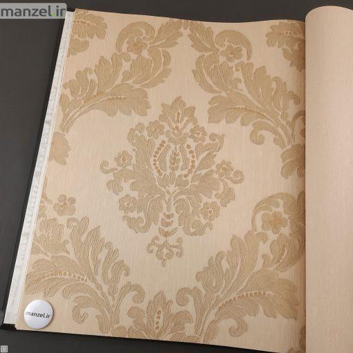 کاغذ دیواری طرح داماسک کد 1805406