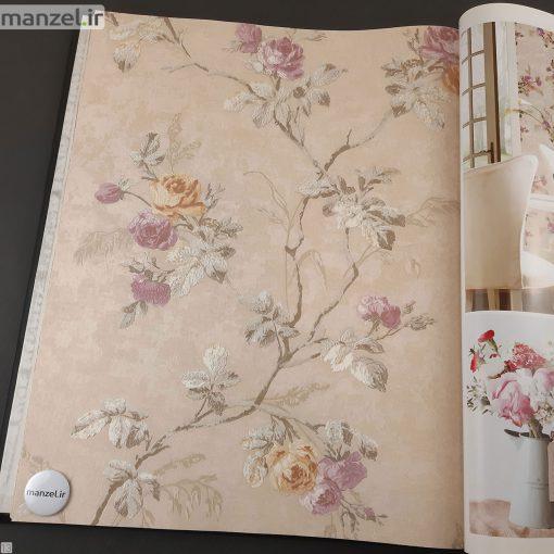 کاغذ دیواری طرح گل کد 1805514
