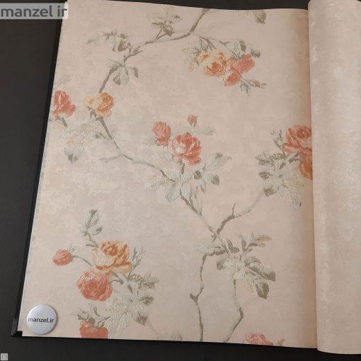 کاغذ دیواری طرح گل کد 1805515