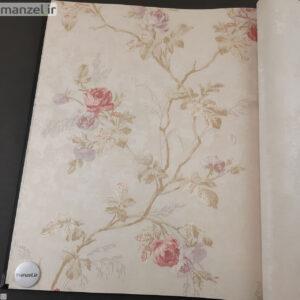 کاغذ دیواری طرح گل کد 1805512