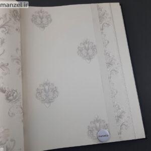 کاغذ دیواری طرح داماسک کد 1805111