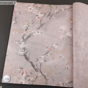 کاغذ دیواری طرح گل کد 1805614