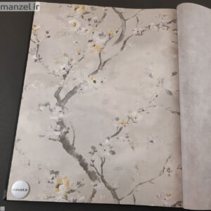 کاغذ دیواری طرح گل کد 1805615