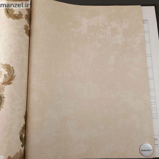 کاغذ دیواری طرح ساده کد 1805702