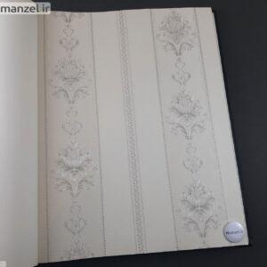 کاغذ دیواری طرح داماسک کد ۱۸۰۵۱۲۱