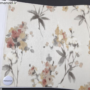 کاغذ دیواری طرح گل کد ۱۸۰۳۹۰۱