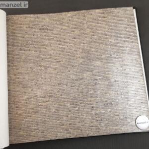 کاغذ دیواری طرح راه راه کد 1803704