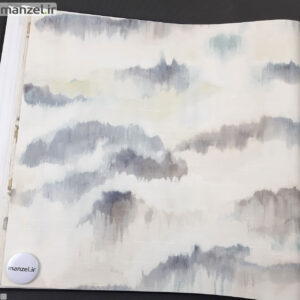 کاغذ دیواری طرح ابر و باد کد ۱۸۰۳۶۰۳