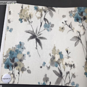 کاغذ دیواری طرح گل کد 1803903