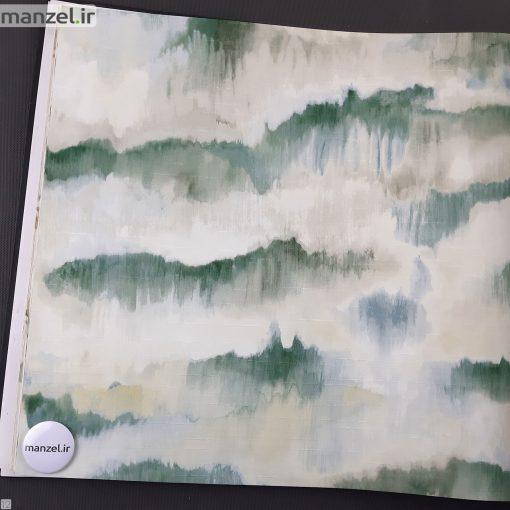 کاغذ دیواری طرح ابر و باد کد 1803605