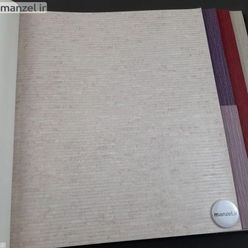 کاغذ دیواری طرح راه راه کد 1803703