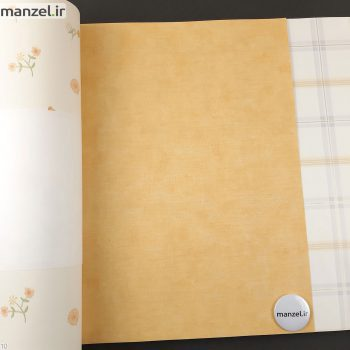 کاغذ دیواری طرح ساده کد bq270404
