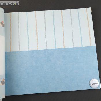 کاغذ دیواری طرح ساده کد bq270402