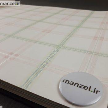 کاغذ دیواری طرح چهارخانه کد bq271101