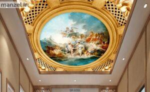 پوستر سقفی طرح فرشته DP-3255