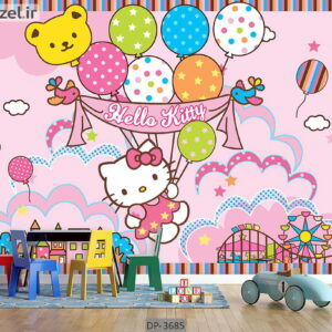 پوستر دیواری طرح کودک DP-3685