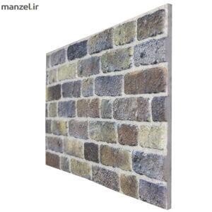 دیوار پوش طرح آجر کد B-651-205