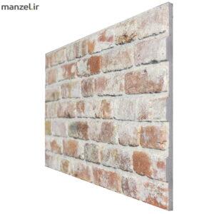دیوار پوش طرح آجر کد B-651-206