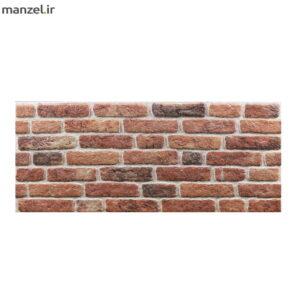 دیوار پوش طرح آجر کد B-651-211