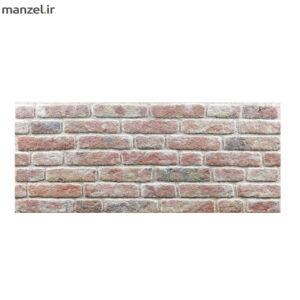 دیوار پوش طرح آجر کد B-651-212